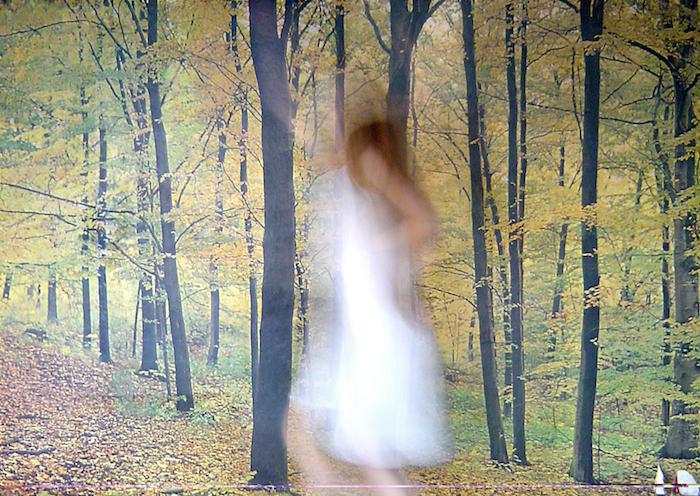 Anja Kemker Zwischen Erinnern und Vegessen, 2007, Fotografie