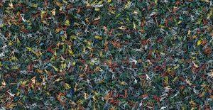 Toisareus, 2012/17, Scanografie, 340 cm x 170 cm, Druck auf Plane